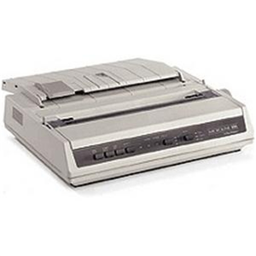 Okidata MICROLINE 186 Parallel USB Dot Matrix Printer 62422301