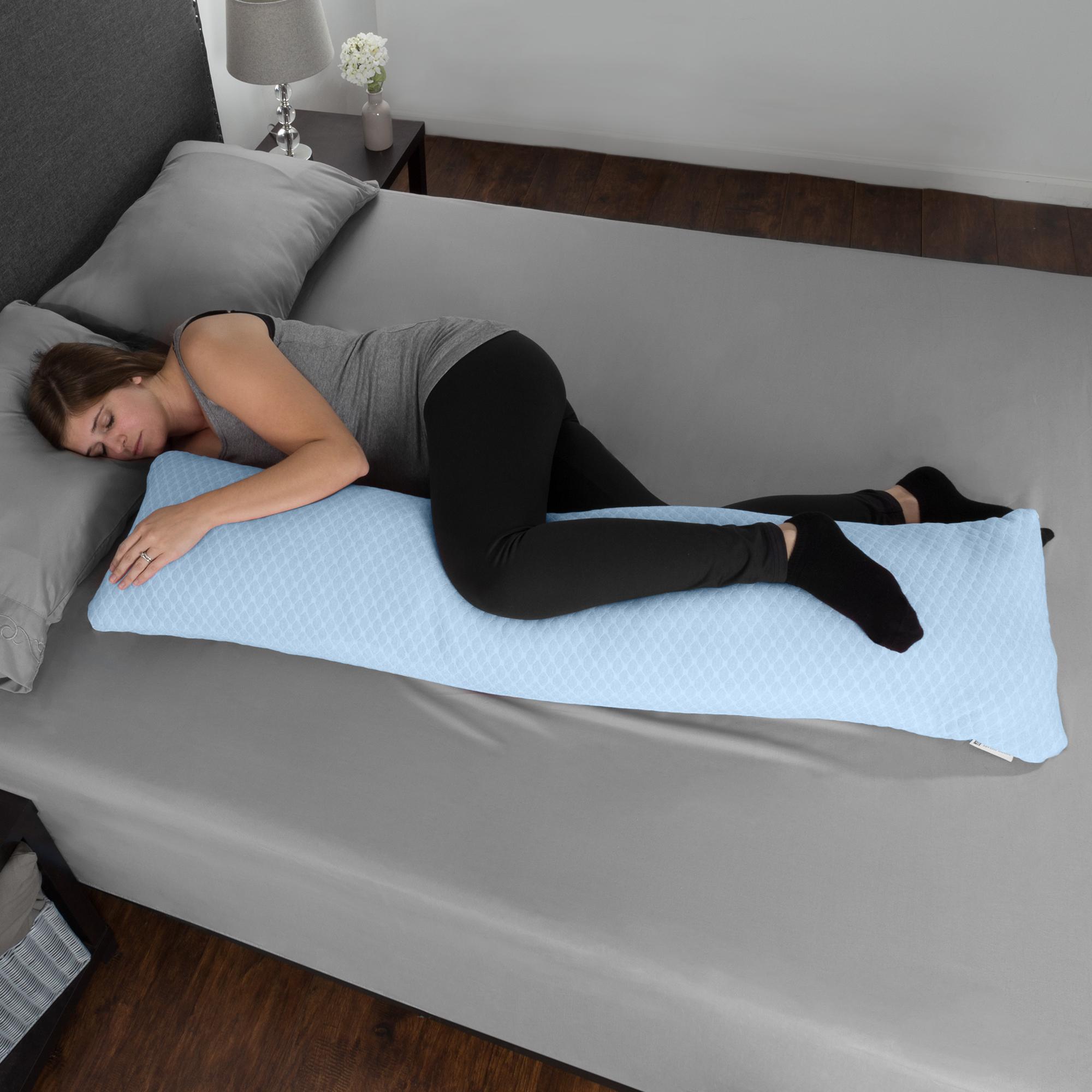 Memory Foam Body Pillow by Somerset Home