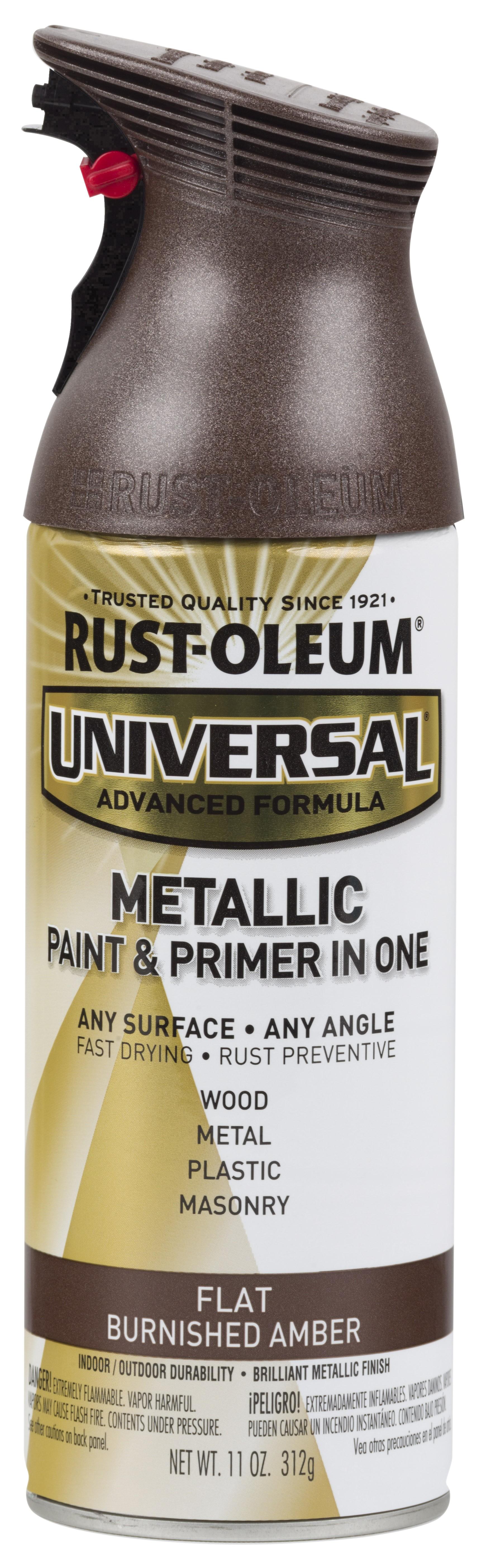 CGSignLab Ghost Aged Rust Premium Brushed Aluminum Sign Under New Management 36x24