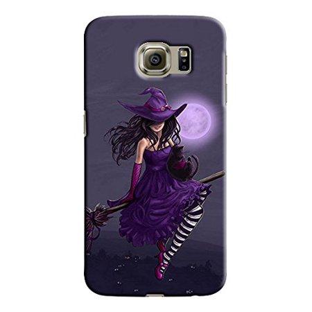 Ganma Halloween design Case For Case For Samsung Galaxy S7 Hard Case Cover](Gacha Halloween)