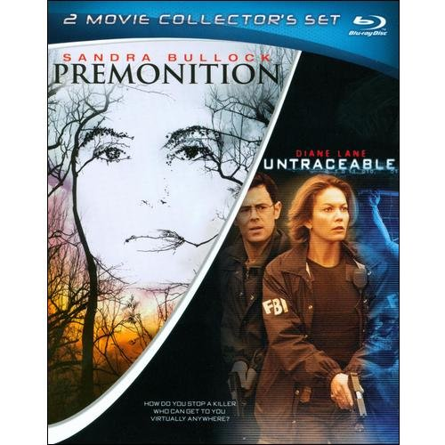 Premonition / Untraceable (Blu-ray) (Widescreen)