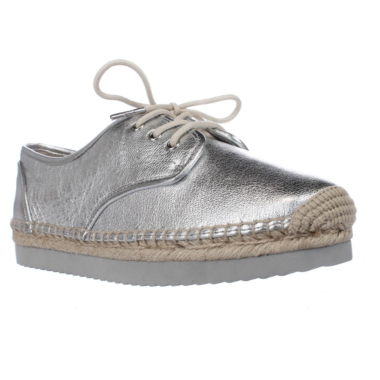 Michael Michael Kors - Damen - Hastings Lace Up - Espadrilles - blau tks1kAicn1
