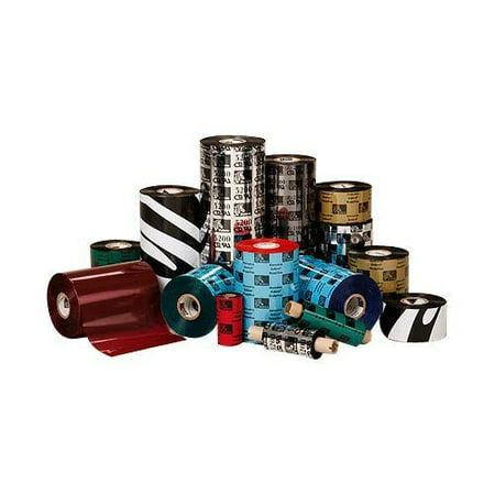 Zebra Resin Ribbon 5.16inx1476ft 5095 High Performance 1in core - Thermal Transfer - Black - - 5095 Performance Resin