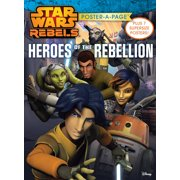 Star Wars Rebels : Heroes of the Rebellion Poster-a-Page