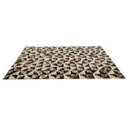 Palo by Linie Design Cowhide Small Area Rug