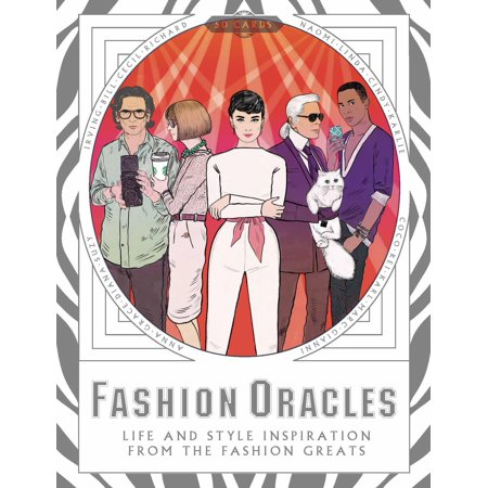 Fashion Oracles : Life and Style Inspiration from the Fashion Greats - Halloween Inspiration Fashion