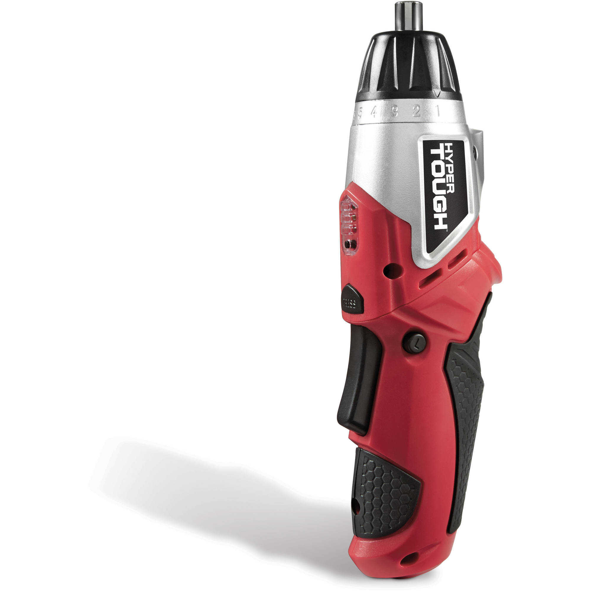 Hyper Tough 4-Volt Lithium-Ion Cordless Screwdriver