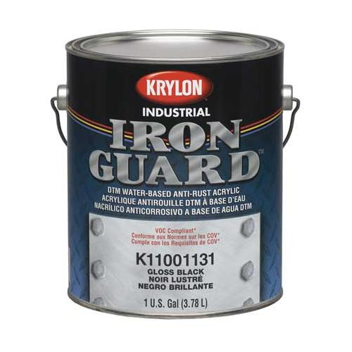 Krylon Interior/Exterior Paint, Safety Yellow K11029101
