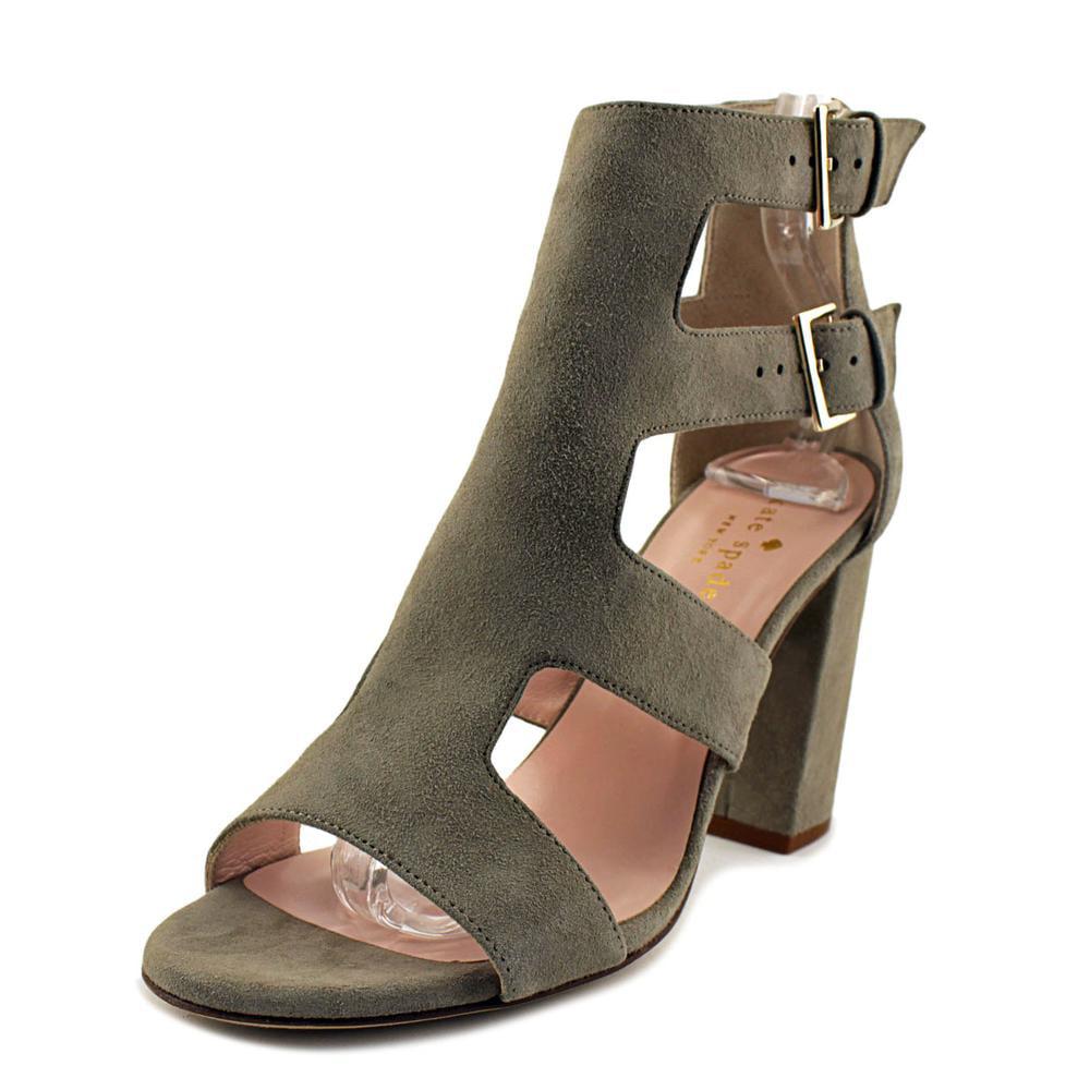 Kate Spade Ilemi Open Toe Suede Sandals by kate spade