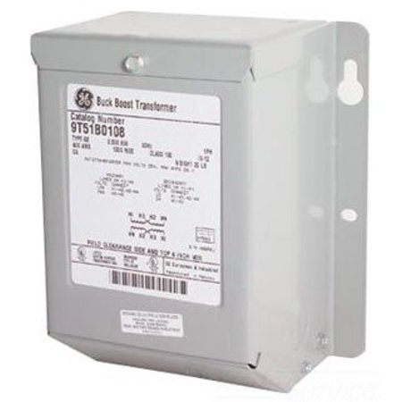 Please Type (GE Industrial 9T51B0128 1 Phase Copper Type QB Encapsulated Dry Buck-Boost Transformer 120/240 Volt Primary 16/32 Volt Secondary 0.5 KVA)