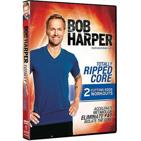 Bob Harper: Totally Ripped Core (Widescreen)