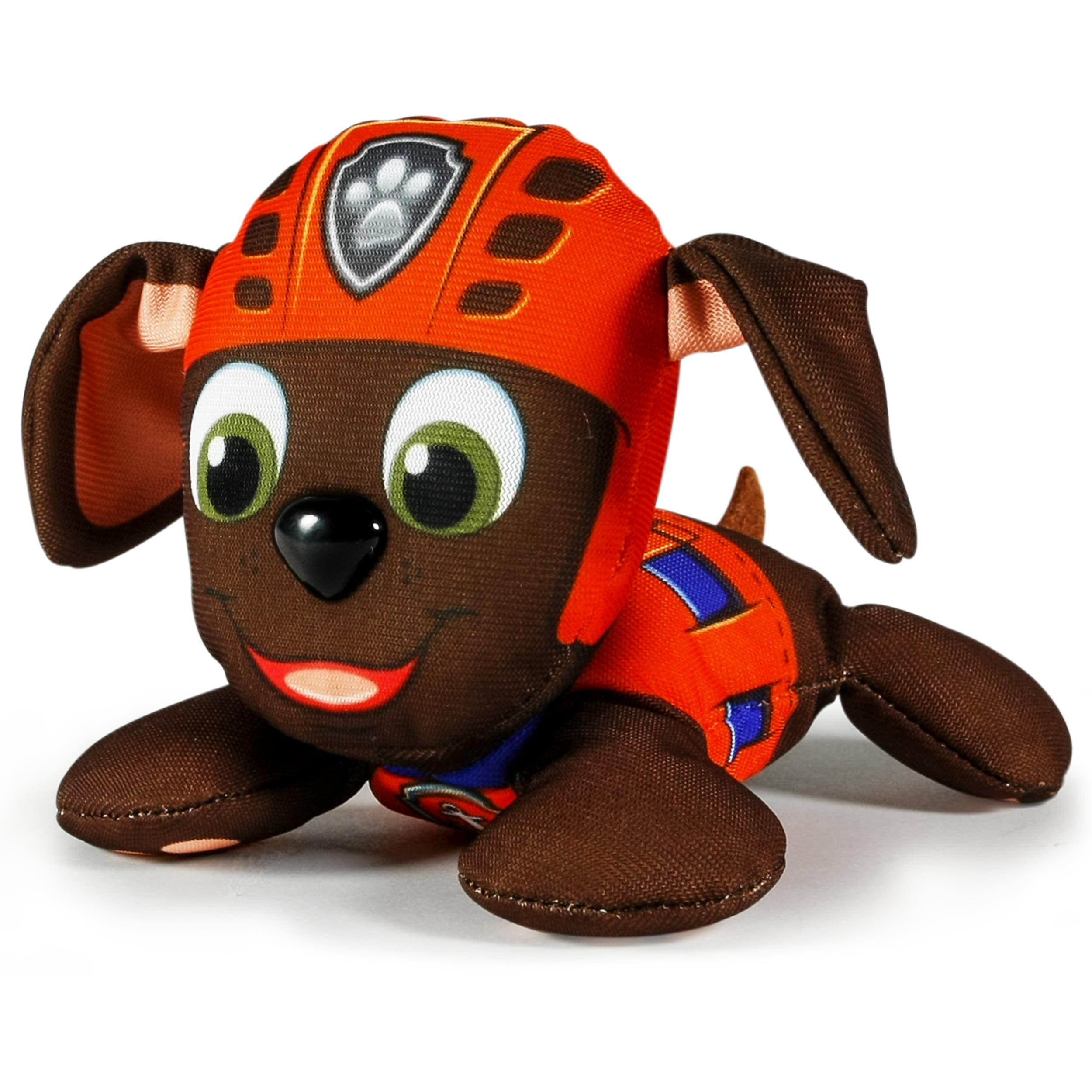 Paw Patrol Plush Pup Pals Zuma Spin Master 20069092-6026844