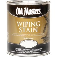 Old Masters 11304 Cherry Wiping 240 Voc Stain - 1 Quart