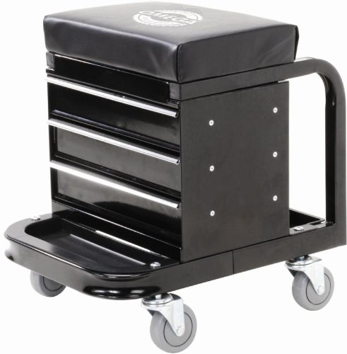 Omega 92450 450 Lbs. Creeper Seat Tool Box