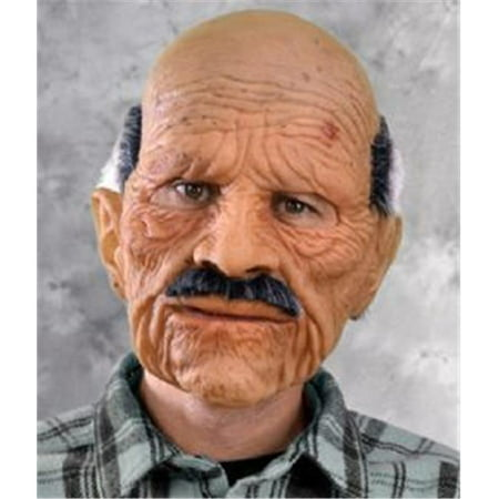 Zagone Studios MD1011Z Old Geezer Mask for Adult