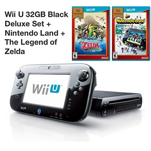 Nintendo Wii U Consoles Free 2 Day Shipping Orders 35 No
