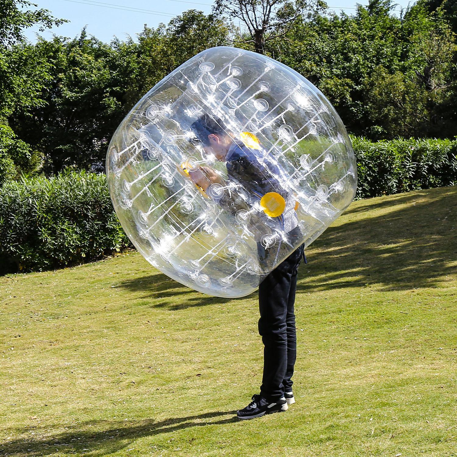 Holiday Clearance! Hascon Inflatable Bumper Ball Human Knocker Ball Bubble Soccer Football... by