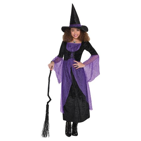 Potion Witch Teen/Junior Costume - Teen Medium - Witch Potion Ingredients Halloween