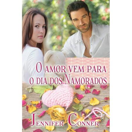 O amor vem para o dia dos Namorados - eBook