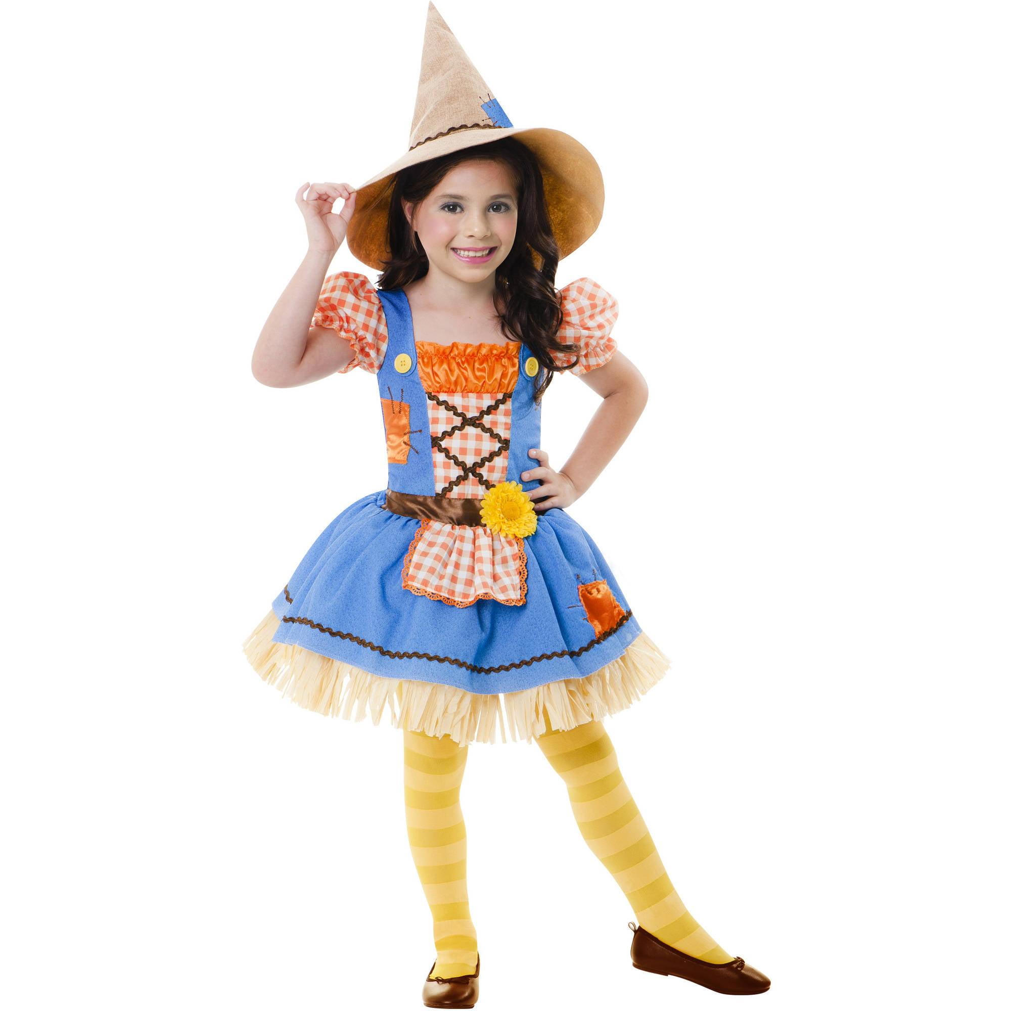 sc 1 st  Walmart & Scarecrow Sweetie Child Halloween Costume - Walmart.com