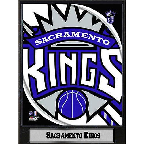 NBA Sacramento Kings Photo Plaque, 9x12