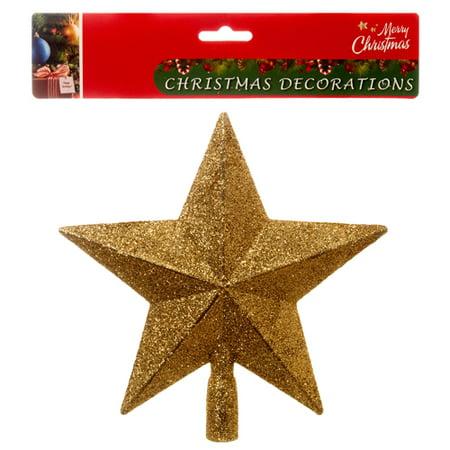 New 320003  Hx Tree Top Star W / Asst Clrs (36-Pack) Christmas Cheap Wholesale Discount Bulk Seasonal Christmas Boys - Cheap Christmas