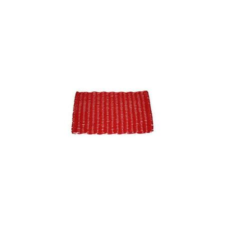 Valentines Day Rectangular Handcrafted Doormat (Cottage: 16 in. W x 26 in. L)