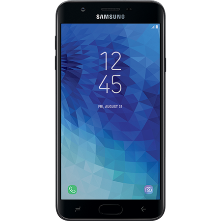 Walmart Family Mobile Samsung Galaxy J7 Crown Prepaid Smartphone ()