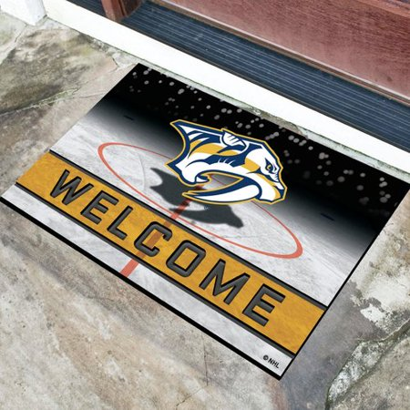 Nashville Predators Crumb Rubber Door - Predators Nashville