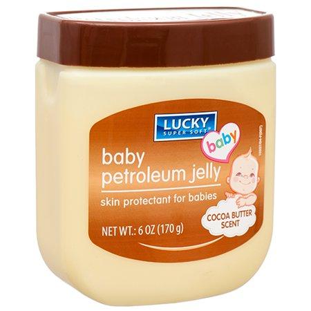 New 332456 My Fair Baby Petroleum Jelly 6 Oz Cocoa Butter 12 Pack Facial Cheap Wholesale Discount Bulk Health And Beauty Facial Dish Liquid Walmart Com Walmart Com