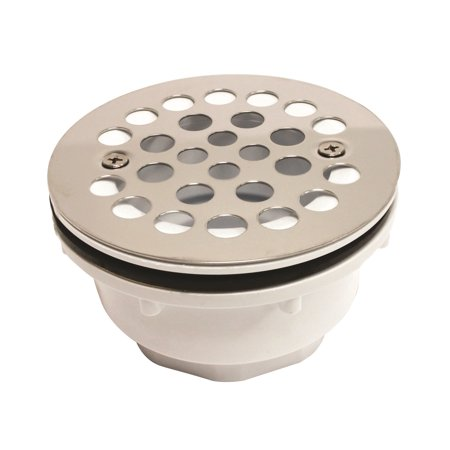 Keeney SD2PVC Shower Drain For 2