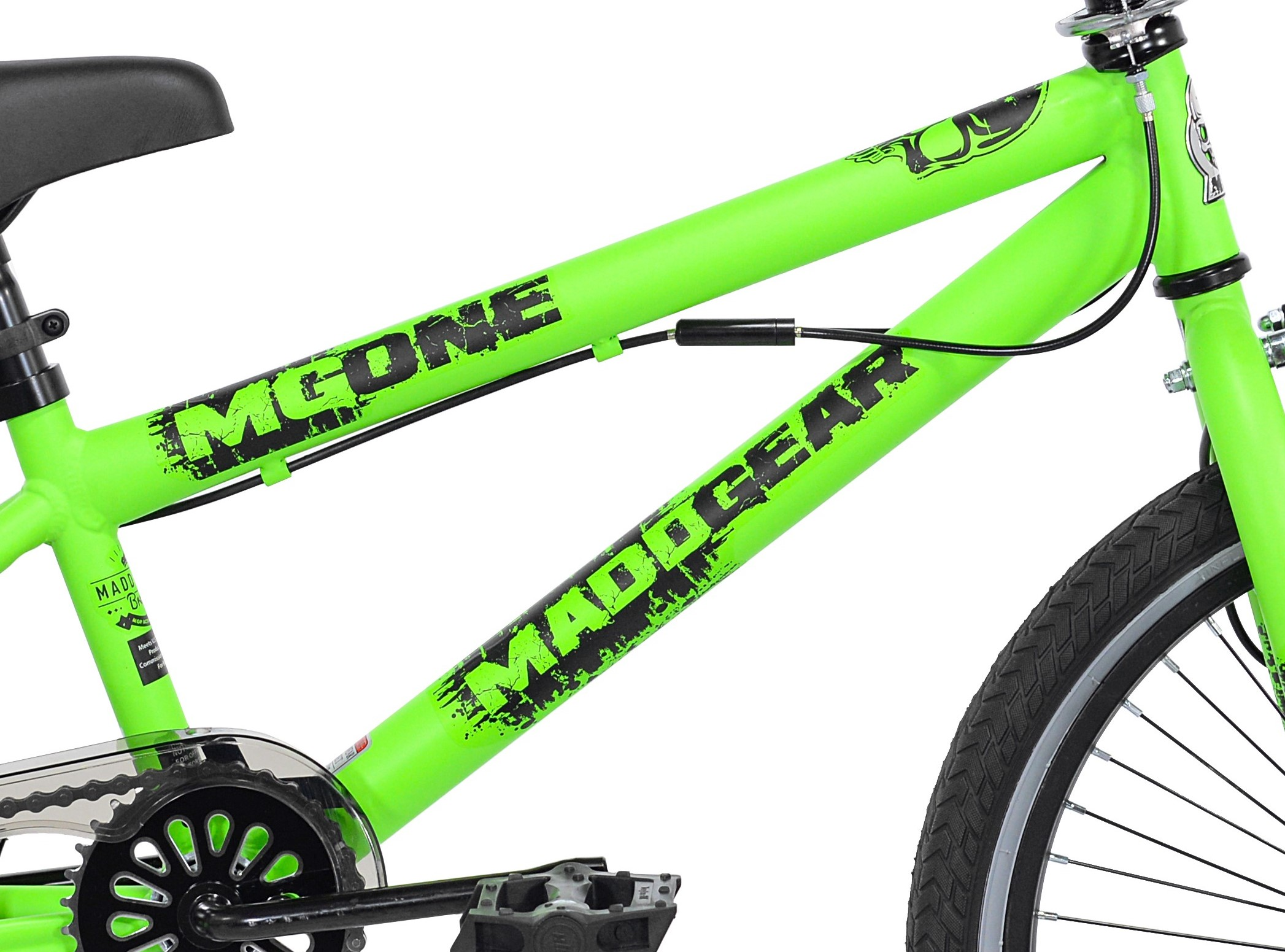 Handlebars BMX Freestyle 20 22,2cm x 64,5cm 3096079013 MADDGEAR bike