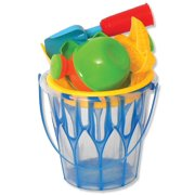 Sand bucket and shovel with sand toys ; 1 piece