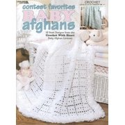 Contest Favorites Baby Afghans : 19 Best Designs from the Crochet with Heart Baby Afghan Contest