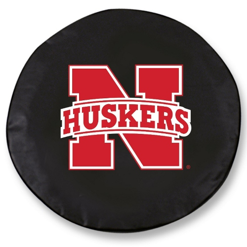 Ncaa Tire Cover By Holland Bar Stool Nebraska Huskers