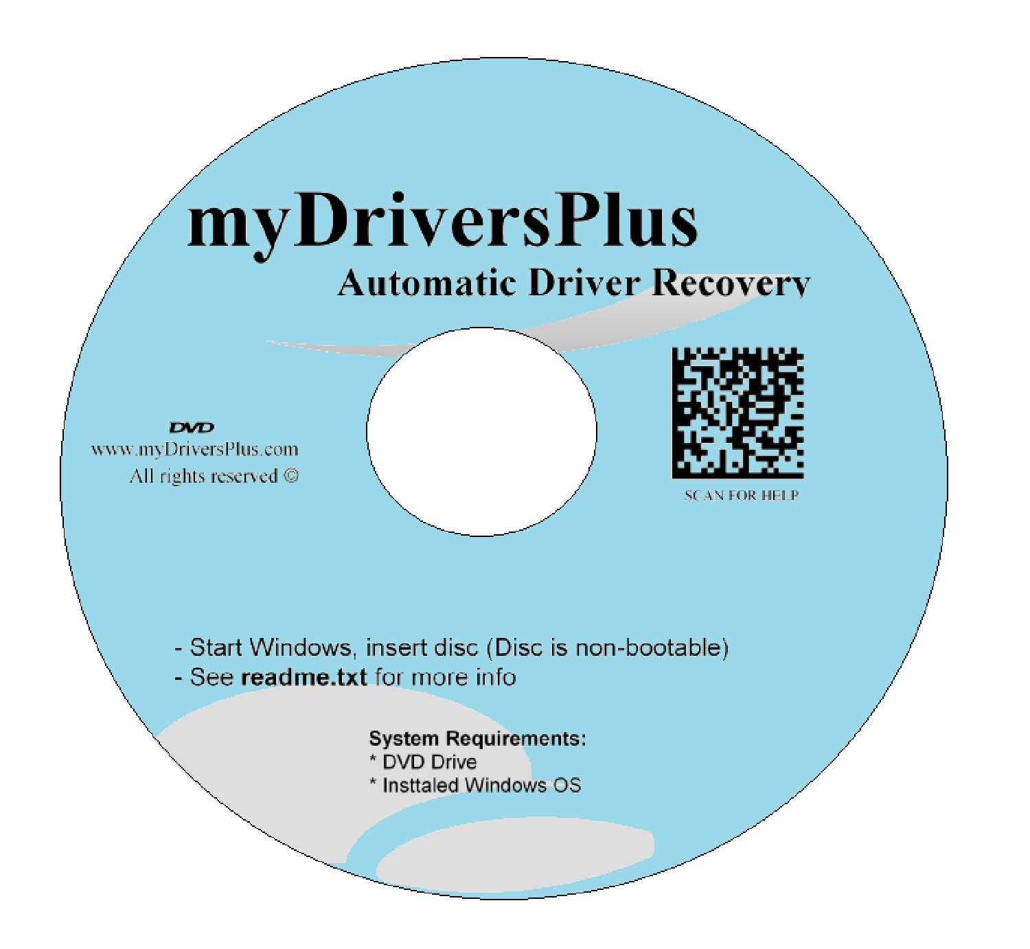 HP Pavilion DV6105CA Drivers Recovery Restore Resource Utilities Software with Automatic One-Click Installer Unattended for Internet, Wi-Fi, Ethernet, Video, Sound, Audio, USB, Devices, Chipset ...(D