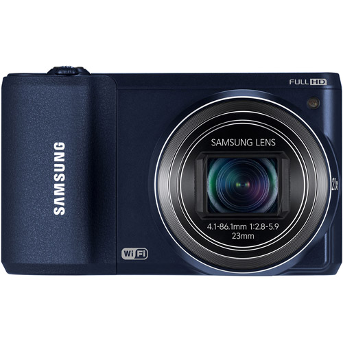 Samsung WB800F Smart Digital Camera (Black) EC-WB800FBPWUS