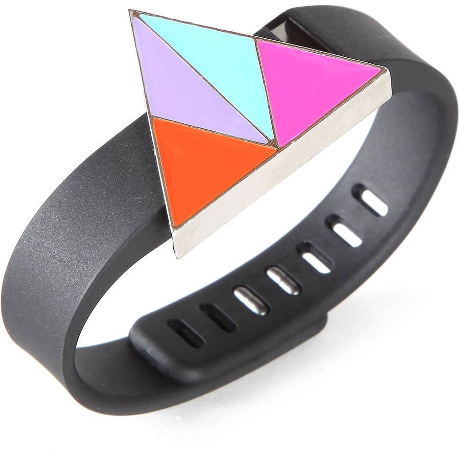 Bonitas International Fit & Fab Triangle Fitness Tracker Slide