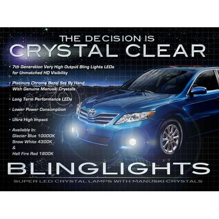 New 2010 2011 2012 Toyota Camry LED Fog Lamp Driving Light