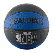 "Spalding NBA Varsity 28.5"" Basketball - Black/Blue"