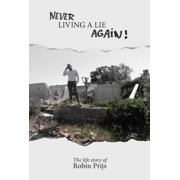 Never living a lie again - eBook