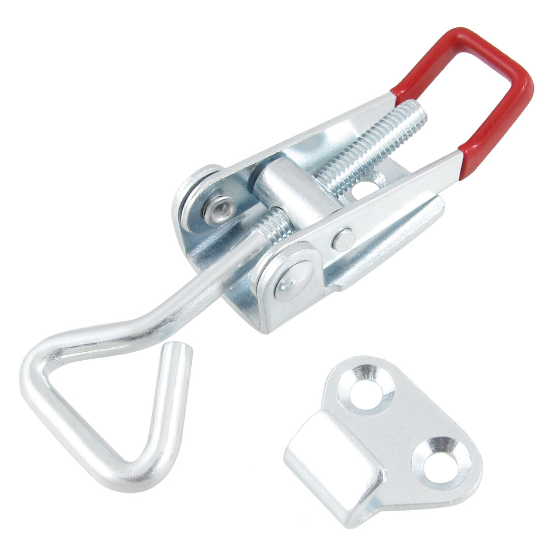 Home Toolbox Case Spare Fitting Metal Toggle Latch Catch 4""