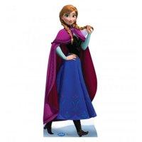 Advanced Graphics 1756 Anna 2 Disneys Frozen Cardboard Standup