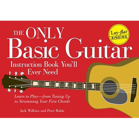 (The Only Basic Guitar Instruction Book You'll Ever Need - eBook)
