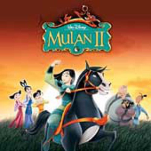 Mulan II Soundtrack