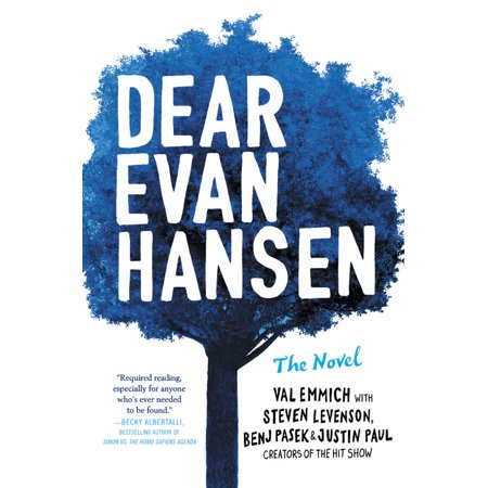 Dear Evan Hansen: The Novel - (Evan Moor Activity Books)