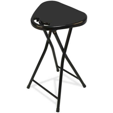 Sensational Mainstays Folding Stools Set Of 2 With Handle Large 24 Tall Multiple Colors Available Unemploymentrelief Wooden Chair Designs For Living Room Unemploymentrelieforg