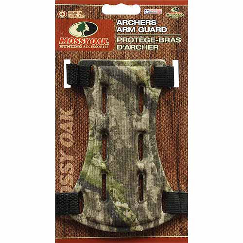 "Mossy Oak Archers Arm Guard, 6-1/2"" Forearm"
