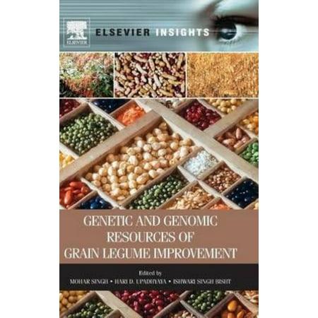 Genetic and Genomic Resources of Grain Legume Improvement