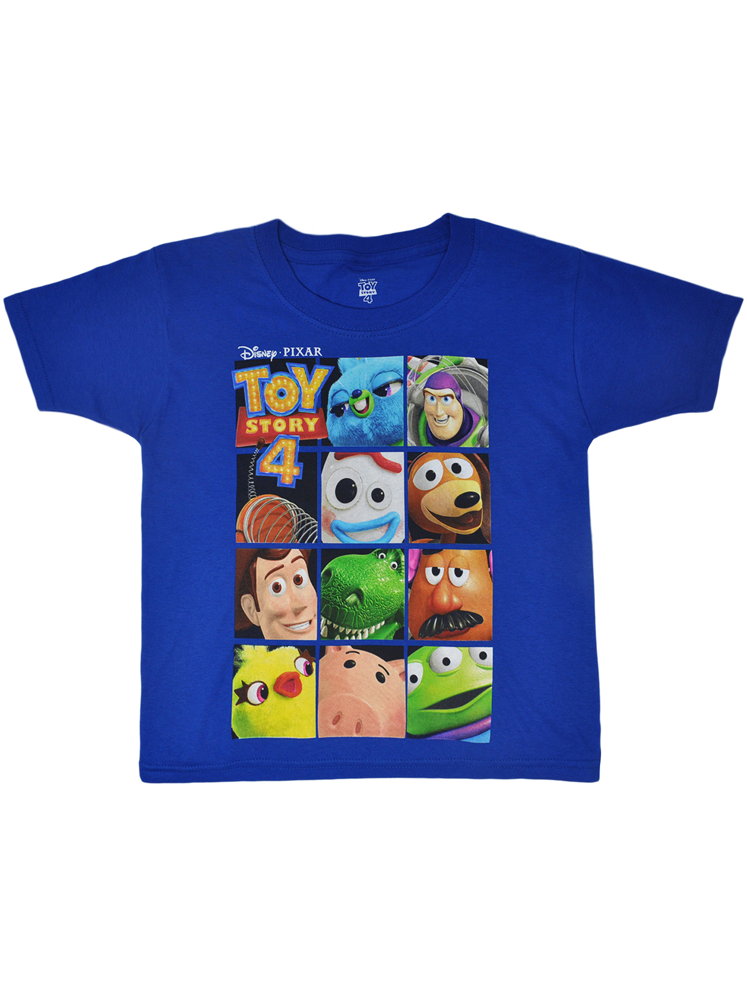 Disney Toy Story T-Shirts 2 Pack 2-3 Years